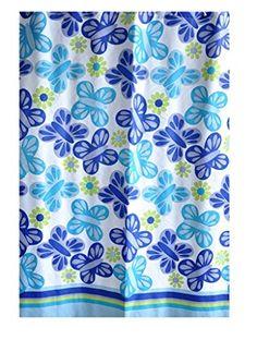 Generic Shower Curtain Butterfly Flower Printed Polyester 72*72inch Generic http://www.amazon.com/dp/B00PK0K7NU/ref=cm_sw_r_pi_dp_5t9Gub08AVJVY