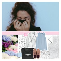 """""""got a feeling that I'm going under"""" by life-of-luna on Polyvore featuring Valentino, Chanel, Vans and Bellagio"""
