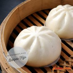 Cara membuat bakpao berbagai isi Instagram Roti Bread, Bread Bun, Cake Recipes, Snack Recipes, Snacks, Tapas, Siopao, Steamed Buns, Pastry And Bakery