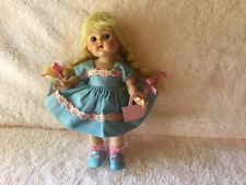 1950's Strung High Cheek Color Adorable Ginny Doll!