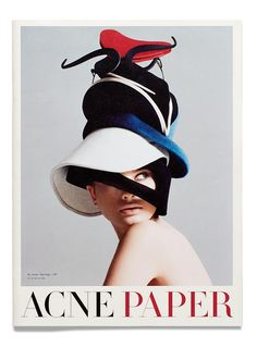Acne Paper — 4th issue Spring 07  cover by Benjamin Alexander Huseby