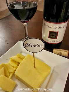 Wine and Cheese Pairing with Two Buck Chuck: Cabernet & Sharp Cheddar Cheese