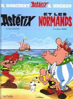 """R. Goscinny & A. Uderzo """"Astérix, tome 9 - Astérix et les Normands"""""""