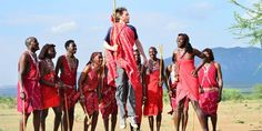 We offer to our guests an authentic look about Maasai life and culture. Click here @ http://safaridmc.com/maasai-cultural-village/