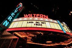 Lana del Rey. #Freak