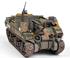 Priest by Brett Green (Dragon Army Vehicles, Armored Vehicles, Military Action Figures, Model Tanks, Military Modelling, Ww2 Tanks, Military Diorama, Military Weapons, Panzer