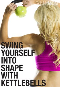 Swing those kettlebells round and round!