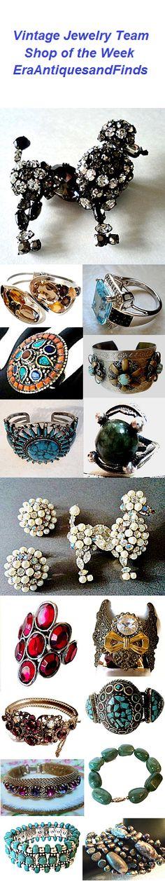 December 13th thru December 19th - Era Antiques and Finds #etsyvjt