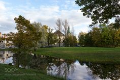 Feodorovsky small town morning (Феодоровский городок утро). by Alexfedoseenko. Please Like http://fb.me/go4photos and Follow @go4fotos Thank You. :-)