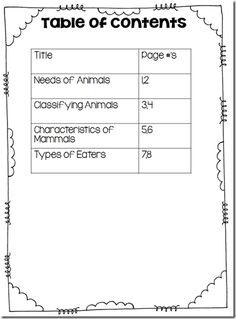 Types of Eaters Freebie (Interactive Science Notebook) - Creekside Teacher Tales
