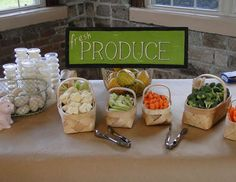 Down on the Farm Baby Shower