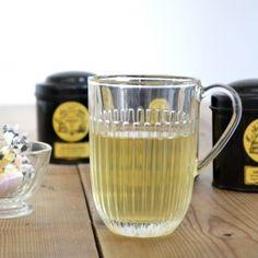 Mug en verre 40 cl - Le Repère des Belettes