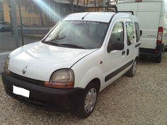 Renault Kangoo 1.9 dTi cat 5 porte a 3.000 Euro   Transporter   157.000 km   Diesel   59 Kw (80 Cv)   03/2002