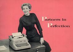 IBM Model B Electric Typewriter Handbook, 1954.