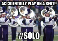 -Xyloguru Band Nerd, Band Puns, Band Jokes, Band Mom, Love Band, Marching Band Problems, Marching Band Memes, Flute Problems, Orchestra Problems