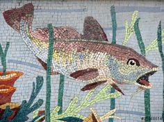 poisson en mosaiques - Recherche Google