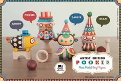 pooky-circus-limited-edition-signed-sets-by-pucky-studio-x-unbox-industries