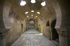 Vestíbulo Baños Árabes Jaén