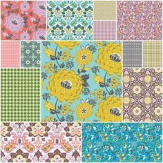 Turkish Delight Fat Quarter Bundle