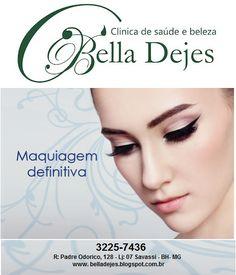 Bella Dejes Clínica de Saúde e Beleza: SOBRANCELHA DEFINITIVA
