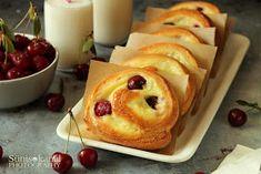 Sünis kanál: Vaníliapudingos-meggyes csiga French Toast, Breakfast, Food, Morning Coffee, Essen, Meals, Yemek, Eten