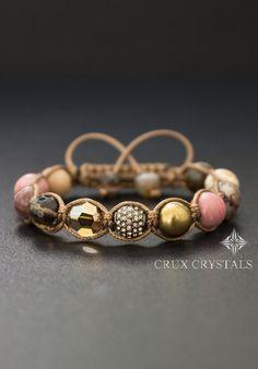 Hey, I found this really awesome Etsy listing at https://www.etsy.com/listing/237232185/bronzina-womens-shamballa-bracelet