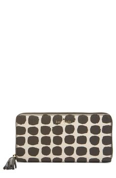 Free shipping and returns on kate spade new york 'spencer court - lacey' wallet…