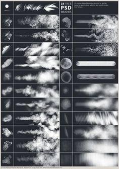 4000+ Free Photoshop Brushes