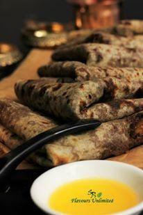 #PURANPOLI WITH ORGANIC Plantation #Molasses Recipe by Soma Pradhan on Plattershare