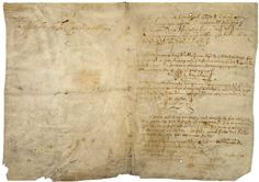 Codicilo de la Reina Isabel la Católica, otorgado en Medina del Campo, el 23 de noviembre de 1504. Isabel I , Reina de España — Manuscrito — 1504
