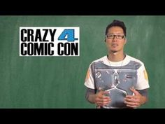 Offsite Events | Crazy 4 Comic Con