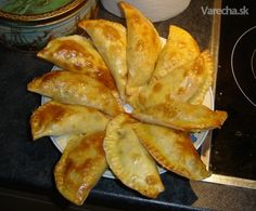 Argentínske mäsové pirohy - Empanadas argentinas (fotorecept)