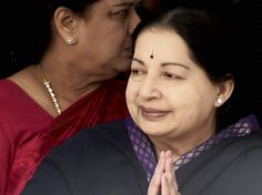 Tamil Nadu Chief Minister and AIADMK supremo J Jayalalithaa