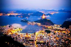 Survoler le Brésil I #Bresil I