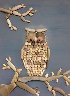 Stefano Furlani macht aus Steinen Gemälde  Dass man so ziemlich aus allem Kunst machen kann, beweist der Italiener Stefano Furlani. Der geht regelmäßig am Strand spazieren, sammelt dabei St...