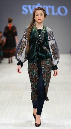 Exploring Ukrainian fashion designers, all about fashion from Ukraine, interviews, fashion shows, photos, celebrities