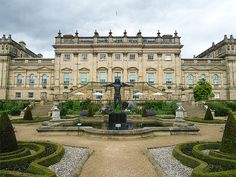 Harewood House by h.cahill, via Flickr Scarborough Castle, Harewood House, Missing Home, English Manor Houses, School Holidays, World Of Color, Buckingham Palace, Historic Homes, Monuments