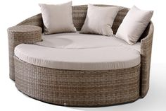 Como Outdoor Round Day Bed