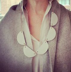 necklaces - Maria Moyer
