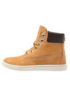 GROVETON - Nauhalliset nilkkurit - wheat Reebok, Dockers, Timberland, Back To School, High Tops, High Top Sneakers, Zip, Lace, Interior