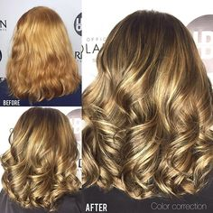 Awesome before and After Color correction by @victoriaubucolorsalon  using @olaplex @magiclightener @redken5thave ✨  Call to book a free consultation. 813.801.9700  #olaplex #balayage #modernsalon #bestoftheday #blondegirl #beautylaunchpad #btcpics  #hairdye #hair #hairfeed #hairgasm #haircolor #hairoftheday #hairsalon #hairofinstagram #igivegoodhair #haircare#pinteresthair #hairpainting#ombré #ontrend #hairgoals #polishgirl #americansalon #MarcJacobs #blonde #blondehair #selfie…