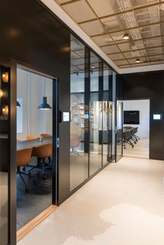 Redbull Office - Stockholm - Jason Strong Photography - Architecture and Interiors