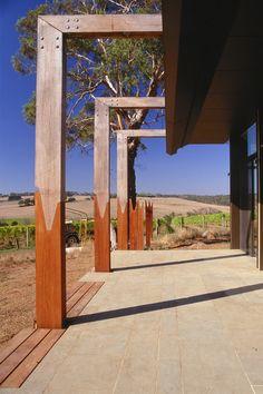 Vineyard Residence | John Wardle Architects