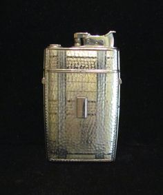 Evans Case Lighter TrigALite Vintage Case by PowerOfOneDesigns