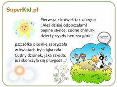Wiersz dla dzieci - Dwie krówki - YouTube