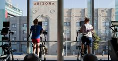 "25 Healthiest Colleges: University of Arizona ""The number of health and fitness options—group exercise, outdoor adventure, intramurals, and a ropes course—available to students at the University of Arizona makes it both easy and fun to be healthy."" POSTED: August 27, 2014"