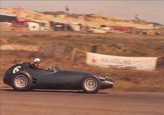 1959 GP Holandii (Zandvoort) BRM P25 (Harry Schell)