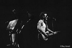 Never Seen Before Photos of Bruce Springsteen's 1974 Central Park Gig Discovered!