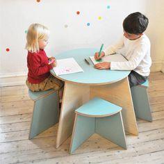Perfect Home Dzine Practical idea for modern children us furniture