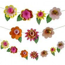 Garland ~ Fancy Flowers